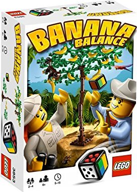 LEGO Banana Balance (3853) -- via Amazon Partnerprogramm