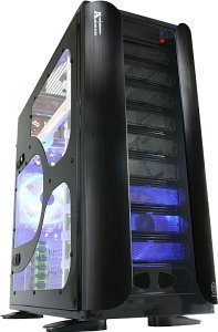 Thermaltake Armor black with side panel window (VA8000BWS)