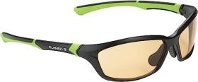 Swiss Eye Drift black matt-green/photochromic orange-smoke (12072)