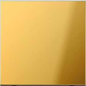 Jung Serie LS Wippe Metallausführung, goldfarben (GO 2990)