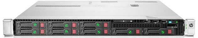 HP ProLiant DL360e G8, 2x Xeon E5-2430, 24GB RAM (668815-421)