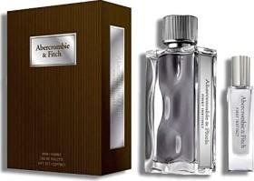 Abercrombie & Fitch First Instinct Man EdT 100ml + EdT 15ml Duftset