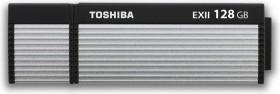 Toshiba TransMemory-EX II 128GB, USB-A 3.0 (THNV128OSUSIL)