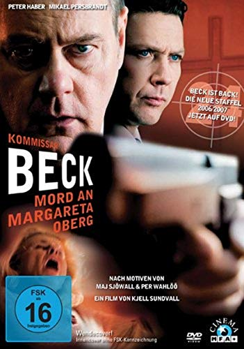 Kommissar Beck Vol. 24: Mord an Margareta Oberg -- via Amazon Partnerprogramm