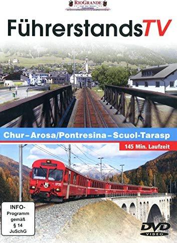 Bahn: Im Führerstand (verschiedene Filme) -- via Amazon Partnerprogramm