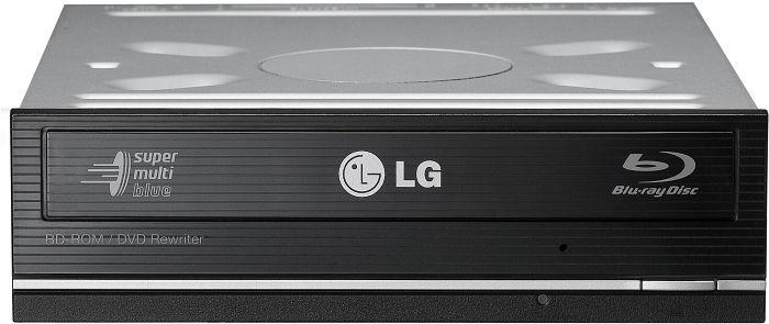 LG Electronics CH10LS28 black, SATA, bulk