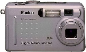Konica Minolta Digital Revio KD-220Z