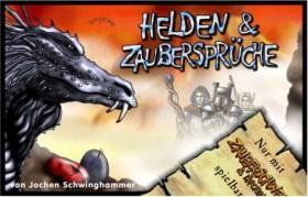 Zauberschwert & Drachenei - Helden & Zaubersprüche (1. Erweiterung)