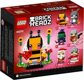 40270 LEGO® BrickHeadz Brick Headz Valentinstags-Biene      NEU und OVP