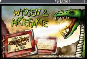 Zauberschwert & Drachenei - Wissen & Artefakte (2. Erweiterung)