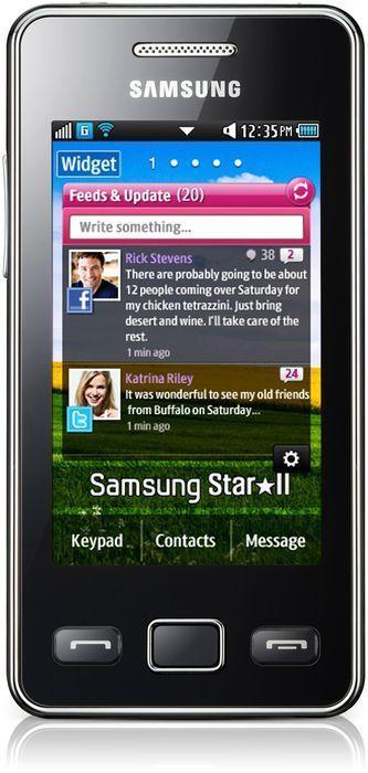 A1 B-Free Samsung S5260 Star II