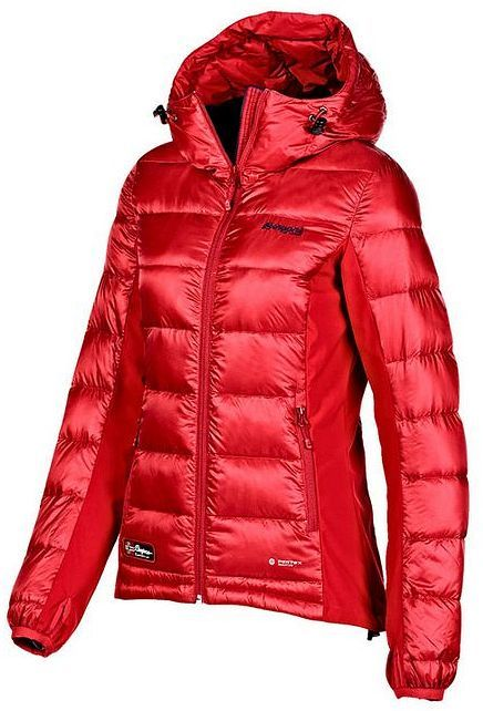 low priced 7756b cd7f6 Bergans Myre Down Jacke rot (Damen) | heise online ...