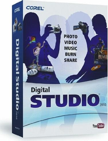Corel: digital Studio 2010 (German) (PC) (DS2010DEMB) -- via Amazon Partnerprogramm