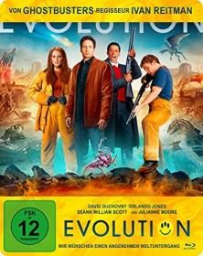 Evolution (Blu-ray)