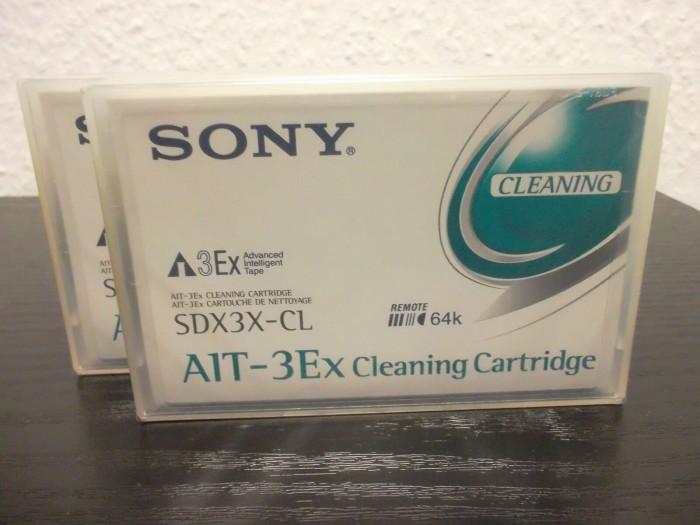 Sony AIT-3Ex Reinigungskassette (SDX3XCLN) -- via Amazon Partnerprogramm