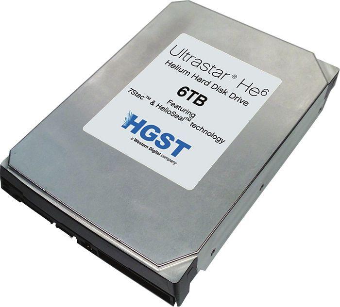 HGST Ultrastar He6 6TB, SATA 6Gb/s (HUS726060ALA640/0F18335)