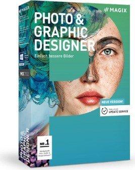Magix Photo & Graphic designer 16, ESD (German) (PC)