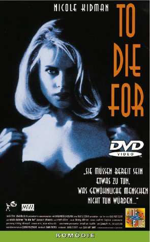 To Die For -- via Amazon Partnerprogramm