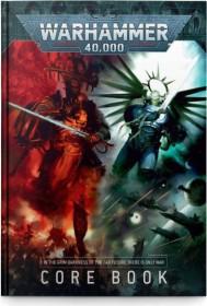 Games Workshop Warhammer 40.000 - Regelbuch 9. Edition (DE) (04040199124)