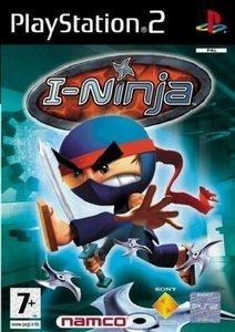 I-Ninja (niemiecki) (PS2)