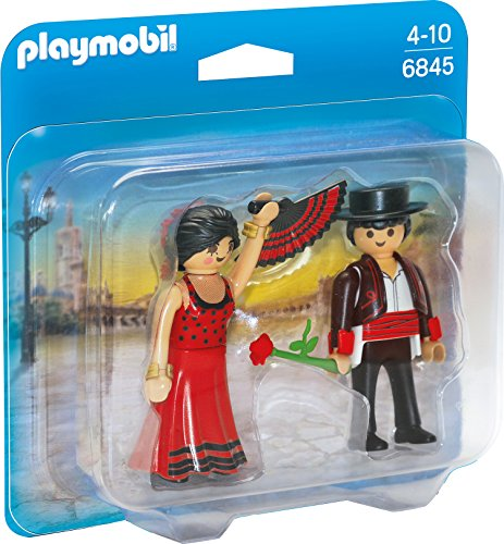playmobil Family Fun - Duo Pack Flamencotänzer (6845)
