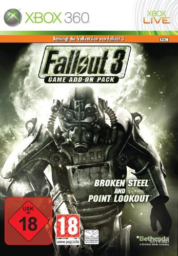 Fallout 3 - Add-on Pack 2 (deutsch) (Xbox 360) -- via Amazon Partnerprogramm