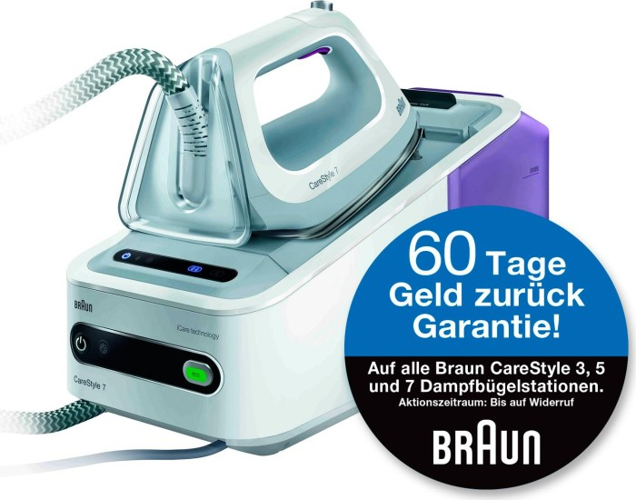 Braun IS7043 CareStyle 7 Pro Dampfbügelstation -- via Amazon Partnerprogramm
