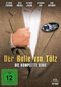 Der Bulle von Tölz - Die komplette Serie (DVD)