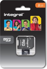Integral microSD 2GB, Class 2