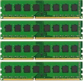 Kingston ValueRAM DIMM Kit 16GB, DDR3-1333, CL9-9-9-24 (KVR1333D3N9HK4/16G)