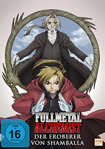 Fullmetal Alchemist - Der Eroberer von Shamballa -- via Amazon Partnerprogramm