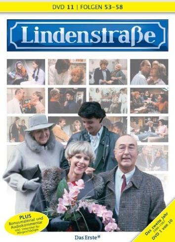 Die Lindenstraße Vol. 11 (Folgen 53-58) -- via Amazon Partnerprogramm