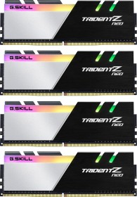 G.Skill Trident Z Neo DIMM kit 32GB, DDR4-3200, CL16-18-18-38 (F4-3200C16Q-32GTZN)