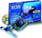 Elsa Gloria II, Quadro 2, 64MB DDR, AGP, bulk