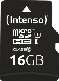 Intenso R45 microSDHC Premium 16GB Kit, UHS-I U1, Class 10 (3423470)