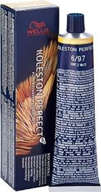 Wella Koleston Perfect Me+ Rich Naturals Haarfarbe 6/97 dunkelblond cendré-braun, 60ml
