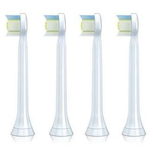 Philips HX6074/05 Sonicare DiamondClean replacement toothbrush head 4-pack