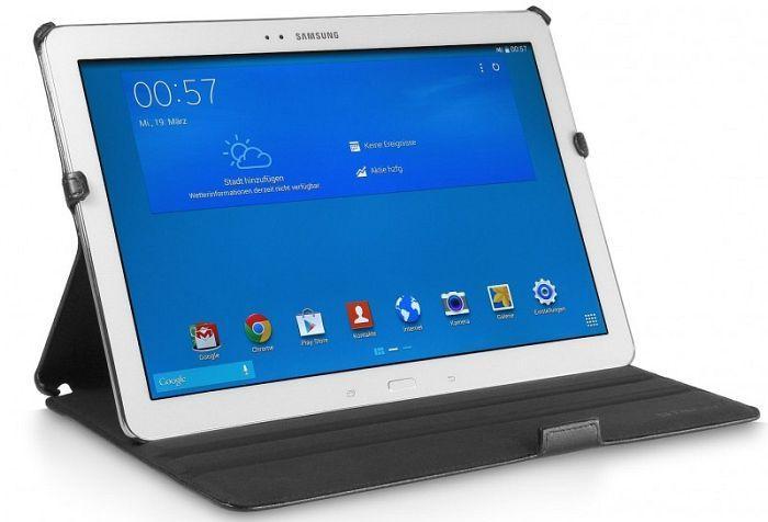 Stilgut UltraSlim Case für Galaxy TabPRO 12.2 schwarz (B00IE72PMC)