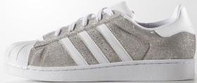 adidas Superstar silver met/ftwr white (Damen) (S75125)
