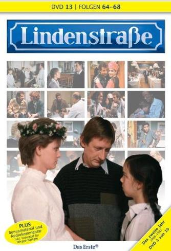 Die Lindenstraße Vol. 13 (Folgen 64-68) -- via Amazon Partnerprogramm