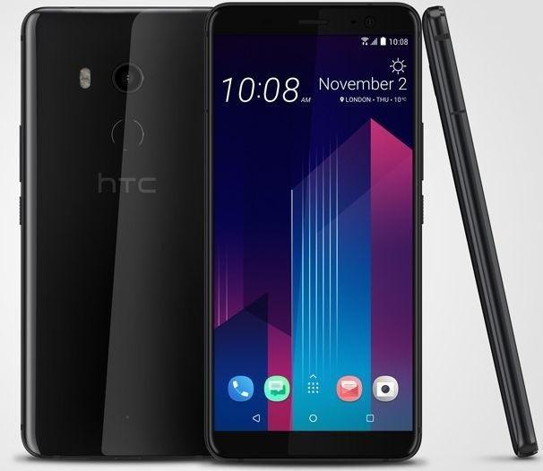 HTC U11+ Dual-SIM schwarz