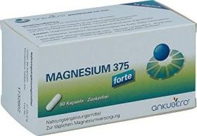 Ankubero Magnesium 375 forte Kapseln, 60 Stück
