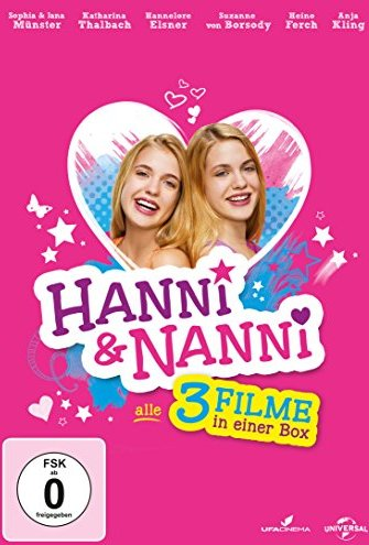 Hanni und Nanni Vol. 1 (Folgen 1-2) -- via Amazon Partnerprogramm