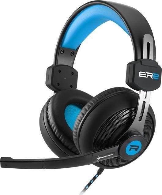 Sharkoon Rush ER2 schwarz/blau