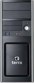 Wortmann Terra PC-Business 5050 Silent, Core i3-9100, 8GB RAM, 240GB SSD (1009738)