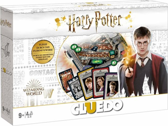 Cluedo Harry Potter -- via Amazon Partnerprogramm
