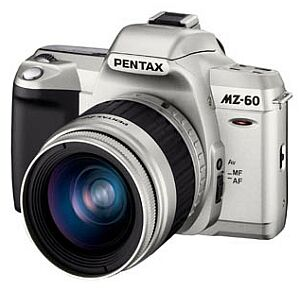 Pentax MZ-60 QD (SLR) body