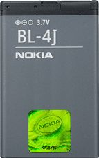 Nokia BL-4J rechargeable battery (02722J8)