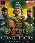 Age of Empires 2: Conquerors Expansion Pack (angielski) (PC)