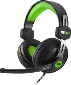 Sharkoon Rush ER2 black/green